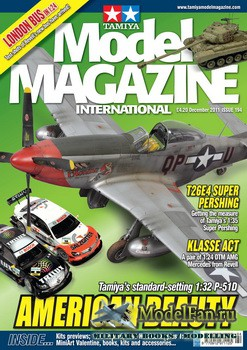Tamiya Model Magazine International №194 (December 2011)