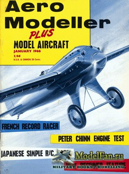 Aeromodeller (January 1966)
