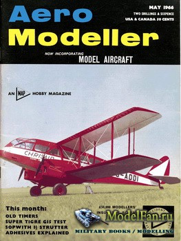 Aeromodeller (May 1966)