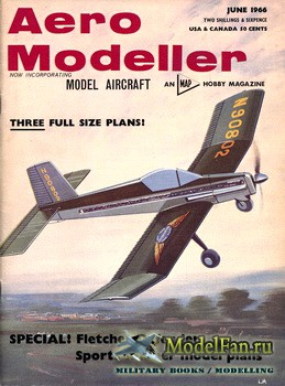 Aeromodeller (June 1966)