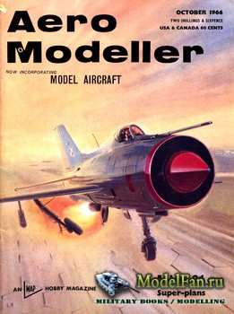 Aeromodeller (October 1966)