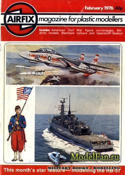 Airfix Magazine (February 1976)