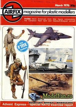 Airfix Magazine (March 1976)