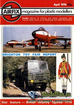Airfix Magazine (April 1976)