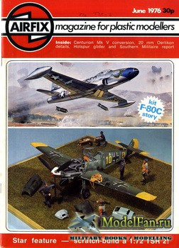 Airfix Magazine (June 1976)