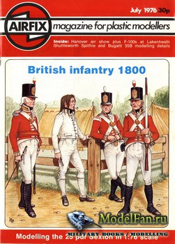 Airfix Magazine (July 1976)