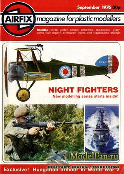 Airfix Magazine (September 1976)