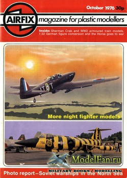 Airfix Magazine (October 1976)