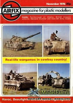 Airfix Magazine (November 1976)