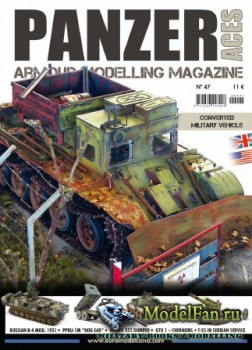 EuroModelismo - Panzer Aces №47