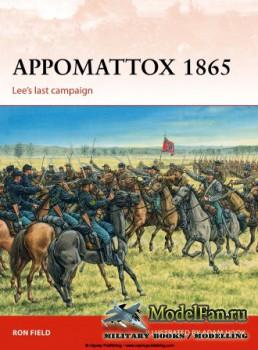 Osprey - Campaign 279 - Appomattox 1865: Lee's last campaign