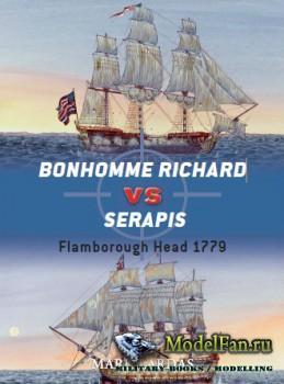 Osprey - Duel 44 - Bonhomme Richard vs Serapis: Flamborough Head 1779
