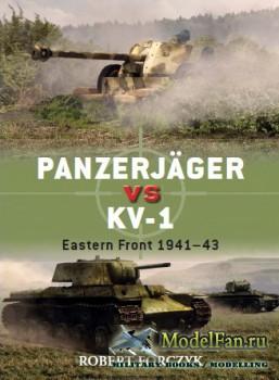 Osprey - Duel 46 - Panzerjager vs KV-1: Eastern Front 1941-43