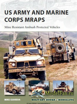 Osprey - New Vanguard 206 - US Army and Marine Corps MRAPs: Mine Resistant  ...