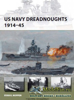 Osprey - New Vanguard 208 - US Navy Dreadnoughts 1914-45