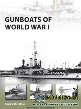 Osprey - New Vanguard 221 - Gunboats of World War I