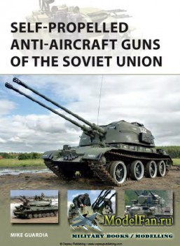 Osprey - New Vanguard 222 - Self-Propelled Anti-Aircraft Guns of the Soviet Union