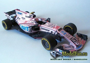 Force India VJM10 Mercedes