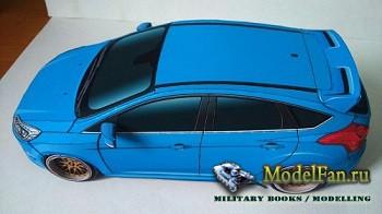 Kin Shinozaki - Kirzik - Ford Focus 3 - 9 вариантов цвета кузова
