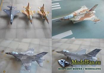 General Dynamics F-16 (34 варианта)