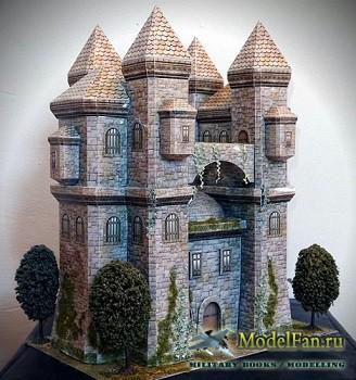 Mike von Mars - Средневековый замок