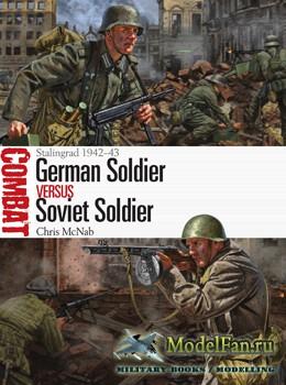 Osprey - Combat 28 - German Soldier vs Soviet Soldier: Stalingrad 1942-1943