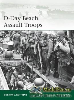 Osprey - Elite 219 - D-Day Beach Assault Troops