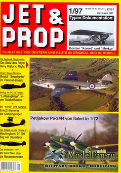 Jet & Prop 1/1997 (March/April 1997)