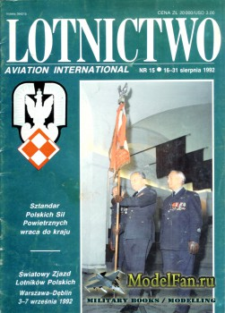 Lotnictwo 15/1992
