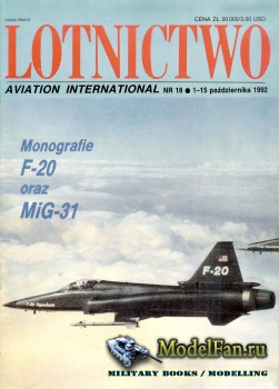Lotnictwo 18/1992