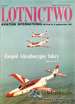 Lotnictwo 19/1992