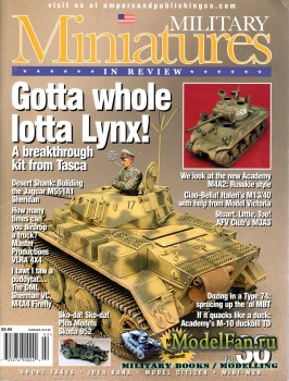 Military Miniatures in Review №36 (March 2004)