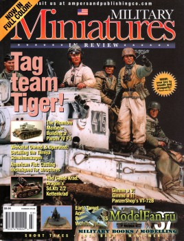 Military Miniatures in Review №37 (December 2004)