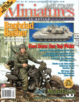 Military Miniatures in Review №38 (March 2005)