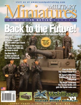 Military Miniatures in Review №39 (March 2006)