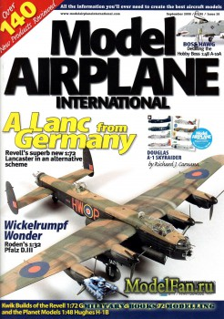 Model Airplane International №38 (September 2008)