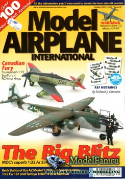 Model Airplane International №39 (October 2008)