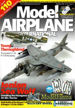 Model Airplane International №41 (December 2008)