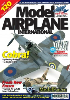 Model Airplane International №51 (October 2009)