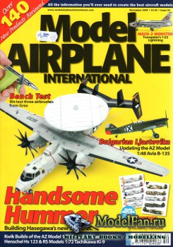 Model Airplane International №52 (November 2009)