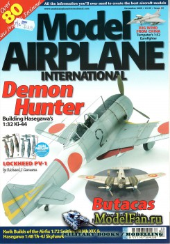 Model Airplane International №53 (December 2009)