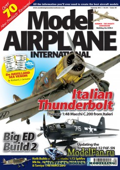 Model Airplane International №66 (January 2011)