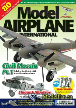 Model Airplane International №67 (February 2011)