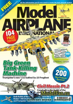 Model Airplane International №68 (March 2011)