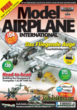 Model Airplane International №69 (April 2011)