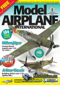 Model Airplane International №70 (May 2011)