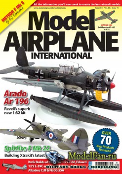 Model Airplane International №71 (June 2011)