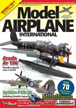 Model Airplane International №71 (June 2011)