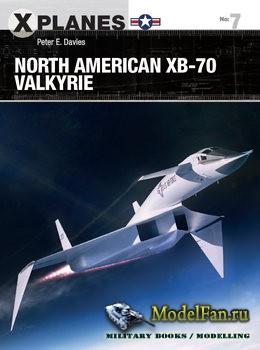 Osprey - X-Planes 7 - North American XB-70 Valkyrie