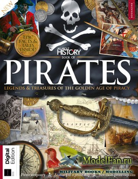 Book of Pirates: Legends & treasures of Golden age of piracy